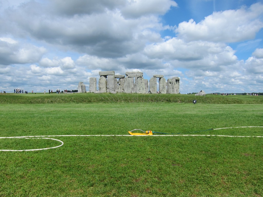 One of my favorite pictures from Stonehenge.
